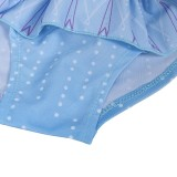Toddle Kids Girls Print New 2020 Frozen Ruffles Swimsuit Swimwear