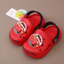 Toddlers Kids Cars Hole Beach Home Summer Slippers Shoes