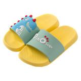 Toddle Kids 3D Cartoon Dinosaur Home Summer Slippers