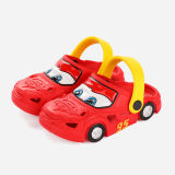 Toddlers Kids Cars Beach Home Summer Slippers Shoes