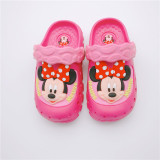 Toddlers Kids Mickey Mouse Beach Home Summer Slippers Shoes
