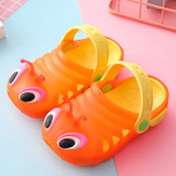Toddlers Kids 3D Caterpillar Home Summer Slippers Shoes