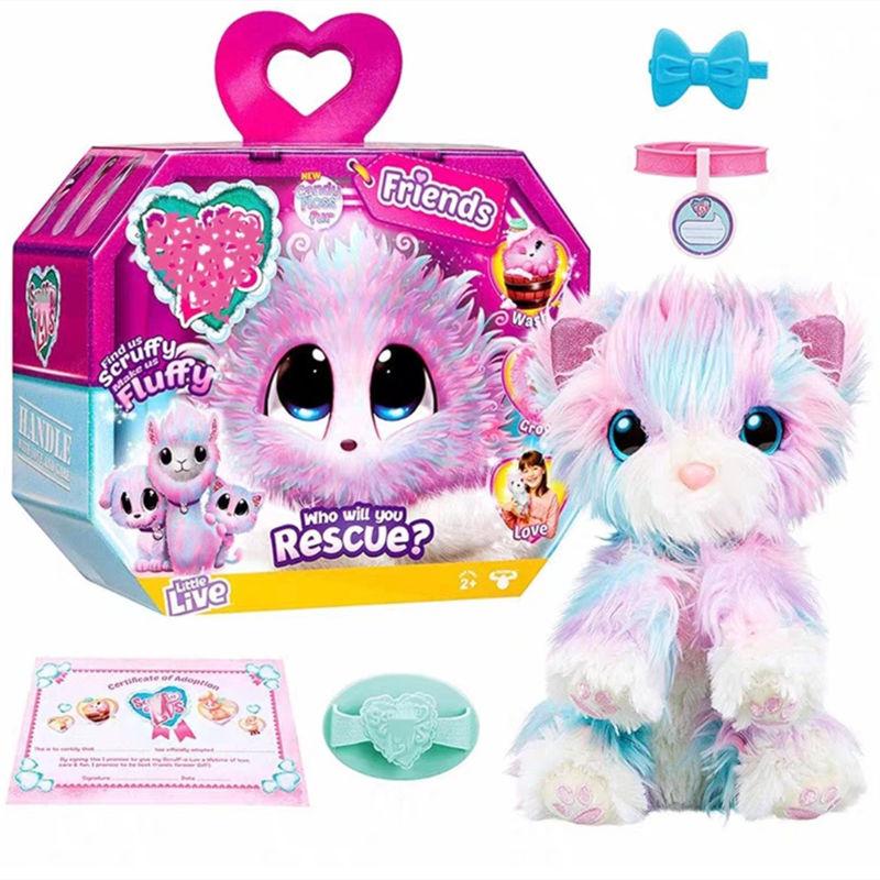 Who Will You Rescue Wash Plush Penguin Unicorn Animal Toys Kids Surprised Gift