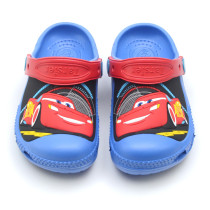 Toddle Kids 3D Racing Cars Beach Summer Slippers Shoes