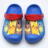 Toddle Kids 3D Pikachu Pokemon Home Beach Summer Slippers Shoes