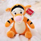Orange Bear Winnie the Pooh Soft Stuffed Plush Animal Doll for Kids Gift