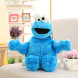 Sesame Street Characters Soft Stuffed Plush Animal Doll for Kids Gift