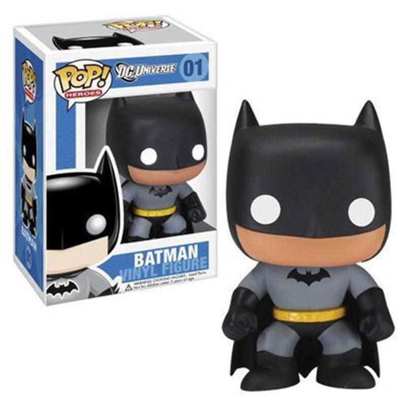 Marvel Black Bat Man Limited Edition Dolls Figure Model Toys For Gift