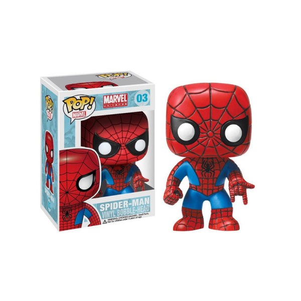 Marvel Red Spider Man Limited Edition Dolls Figure Model Toys For Gift