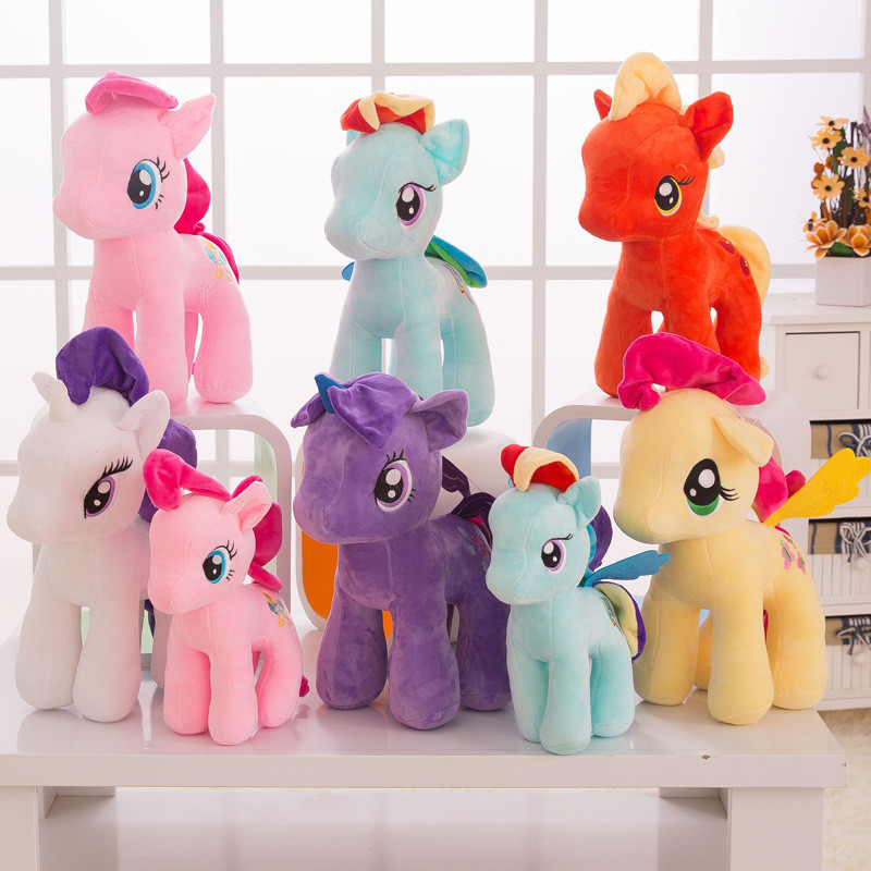 My Little Pony Soft Stuffed Plush Animal Doll for Kids Gift