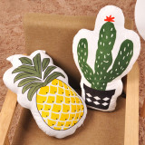 Cactus Pineapple Pillow Cushion Stuffed Dolls for Kids Gift