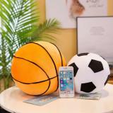 Basketball Soft Stuffed Plush Animal Doll for Kids Gift