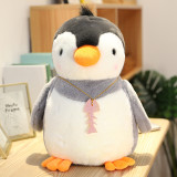 Cute Penguin Soft Stuffed Plush Animal Doll for Kids Gift