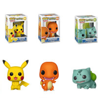 Pokemon Pikachu Series Limited Edition Dolls Figure Model Toys For Gift