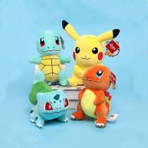 Pokemon Pikachu Series Stuffed Plush Animal Doll for Kids Gift
