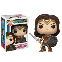 Marvel Red Wonder Woman Limited Edition Dolls Figure Model Toys For Gift