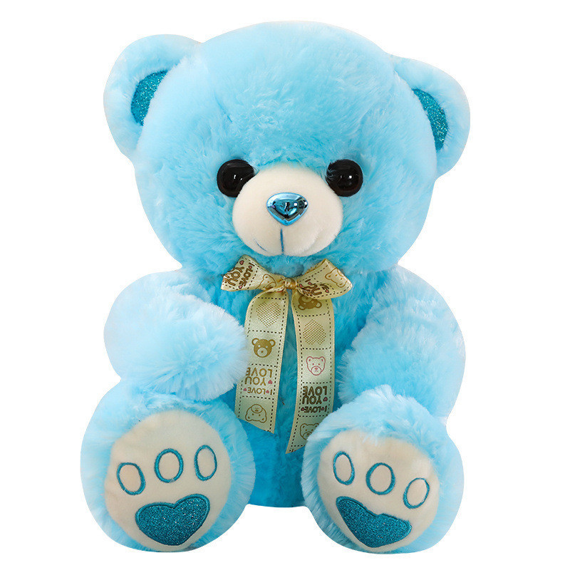 Cute Teddy Bear Soft Stuffed Plush Animal Doll for Kids Gift