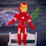 Marvel Series Spider Man Captain America Stuffed Plush Animal Doll for Kids Gift