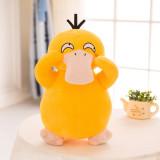 Pikachu Pokemon Psyduck Yellow Duck Soft Stuffed Plush Animal Doll for Kids Gift
