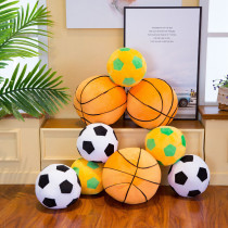 Football Soft Stuffed Plush Animal Doll for Kids Gift