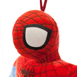 Red Spider Man Stuffed Plush Animal Doll for Kids Gift