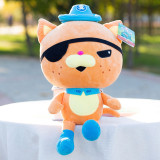 The Octonauts Characters Soft Stuffed Plush Animal Doll for Kids Gift