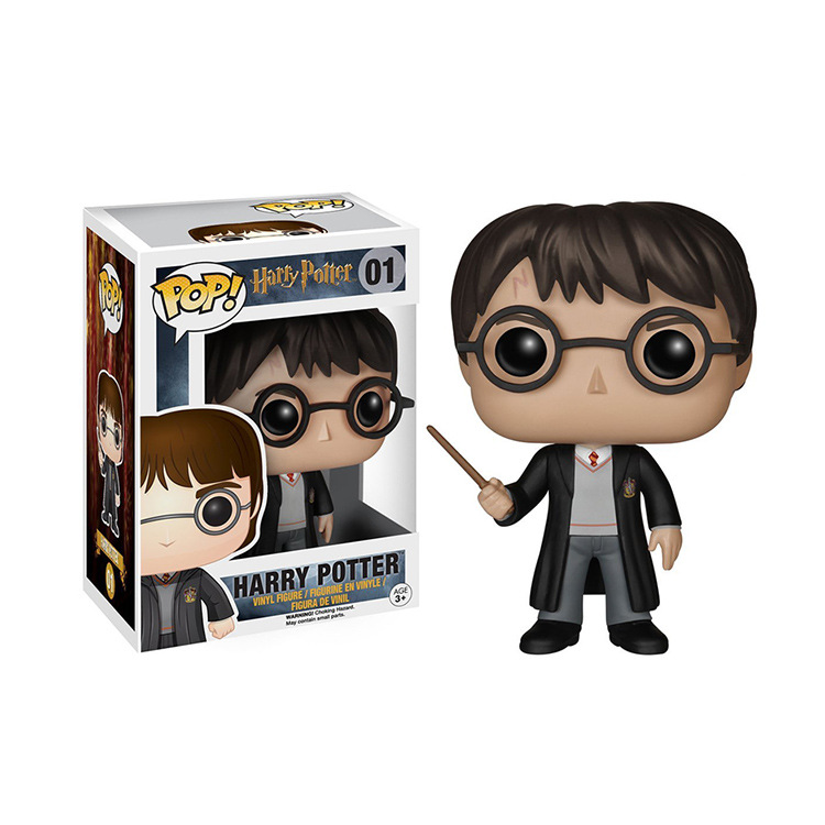 Harri Potter Series Limited Edition Dolls Figures Model Toys For Gift