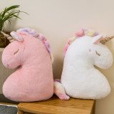 Cute Unicorn Pony Soft Stuffed Plush Animal Doll for Kids Gift