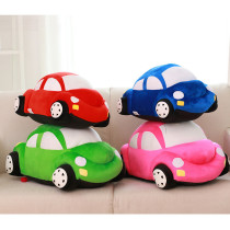Cute Car Soft Stuffed Plush Animal Doll for Kids Gift