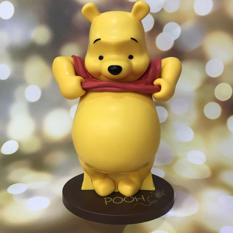 Winnie the Pooh Bear Limited Edition Dolls Figure Model Toys For Gift