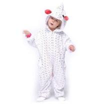 Kids Bronzing Stars Unicon Onesie Kigurumi Pajamas Animal Cosplay Costumes for Unisex Children