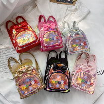 Colorful Mouse Ears Dazzle Fashion Backpack Bags for Toddlers Kids