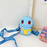 Cute Cartoon Pokemon Silicone Mini Single Shoulder Bag