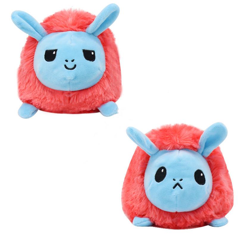 The Original Reversible Alpaca Patented Design Soft Stuffed Plush Animal Doll for Kids Gift
