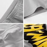 Kid Boys 5 Packs Print Cute Superman Cartoon Boxer Briefs Cotton Underwear