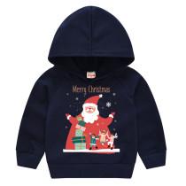 Toddler Kids Christmas Santa Claus Sweatshirt