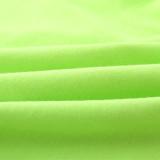 Toddler Boy Green Big eye Minions Pajamas Sleepwear Long Sleeve Tee & Leggings 2 Pieces Sets