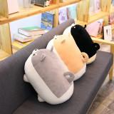 Cute Corgis Dog Pillow Stuffed Plush Dolls for Kids Gift