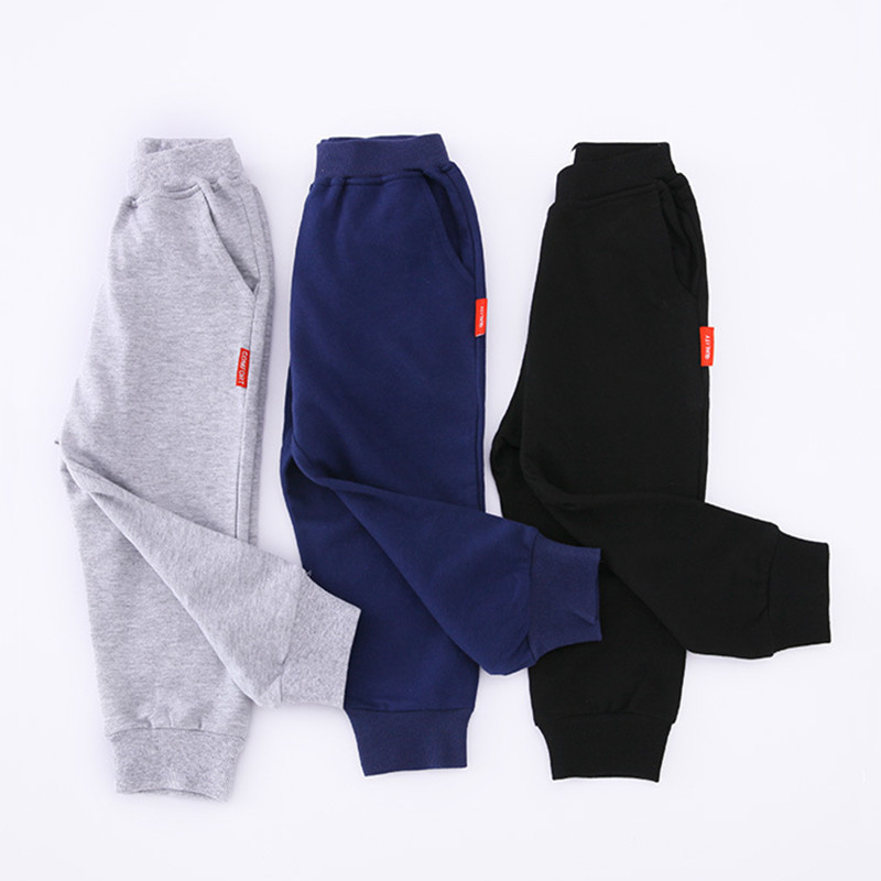 Toddler Boy Jogger Cotton Pants