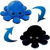 The Original Reversible Octopus Plushie Soft Stuffed Plush Animal Doll for Kids Gift