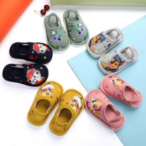 Toddlers Kids PAW Patrol Cotton Warm Winter Home House Slippers