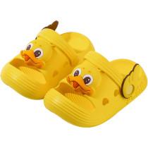 Toddlers Kids 3D Cartoon Duck Unicorn Beach Home Summer Slippers