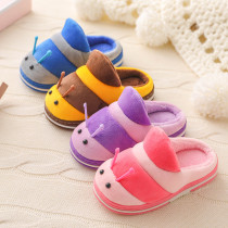 Toddlers Kids 3D Caterpillar Warm Winter Home House Slippers