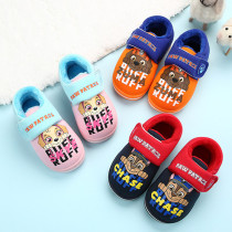 Toddlers Kids PAW Patrol Warm Winter Home House Slippers Shoes