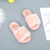 Toddlers Kids Soft Plush Fleece Warm Winter Home House Slippers