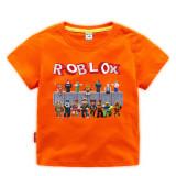 Toddle Boys Print Roblox Cotton T-shirt