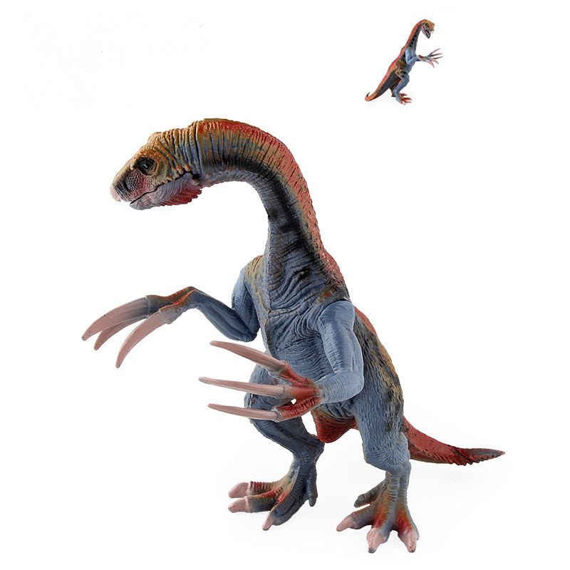 Educational Realistic Therizinosaurus Dinosaurs Figures Playset Toys