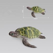Educational Realistic Sea Turtle Underwater World Marine Life Figures Playset Toys