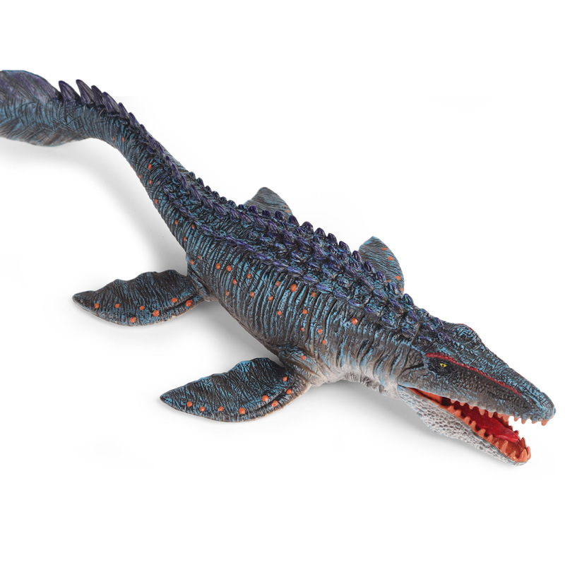 Educational Realistic Mosasaurus Dinosaur Model Figures Playset Toys