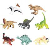 Educational Realistic Dinosaurs Mini Model Sets Figures Playset Toys